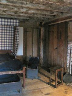 Early bedroom