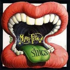 "Monty Python Sings--Album featuring famous songs from the show such as ""The Lumberjack Song"" and ""Spam"" as well as songs from the movies, such as ""Knights of the Round Table"" and ""Always Look On the Bright Side of Life"". Available on iTunes. Monty Python Songs, Money Songs, Brian's Song, Eric Idle, Christmas In Heaven, Terry Gilliam, The Rolling Stones, Wall Of Sound, History"