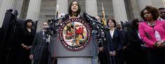 Marilyn Mosby, Baltimore's top prosecutor (Alex Brandon/AP Photo)