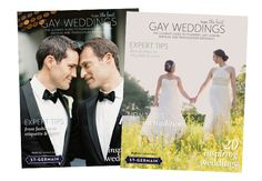 The Knot Gay Weddings-This is awesome to see :)