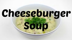 #Delicious #cheeseburger #soup with #bacon. It's #SoooGood! | Leckere #Cheeseburger #Suppe mit Schinken. Sie ist #SoooGood! | #food #dinner #lunch #cooking #kochen #delicious #yummy #lecker #kitchen #küche #DIY