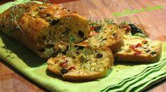 Una Riccia in Cucina: Cake  olive e pomodorini secchi