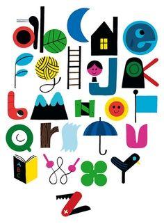 creative alphabets - Google Search