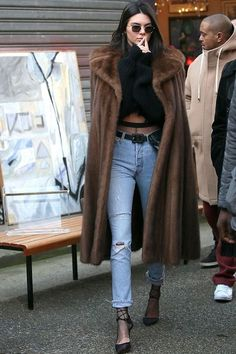 17 New Ideas Fashion Model Street Style Kendall Jenner Kendall Jenner Outfits, Kendall Jenner Mode, Kylie Jenner, Model Street Style, Street Style Trends, Fashion Models, 80s Fashion, Fashion Outfits, Fashion Trends