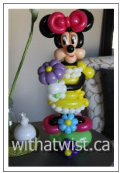 Minnie Mouse Twist Balloon