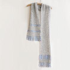 クロッシェマフラー|編み物キットオンラインショップ・イトコバコ