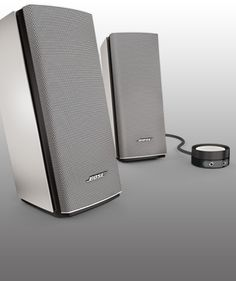 Learn More About Bose Computer Speakers