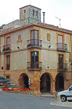 Sepúlveda. Provincia de Segovia. Spain. [By Valentin Enrique].