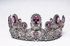 Tiara belonging to the Wurttemberg royal family. by faith