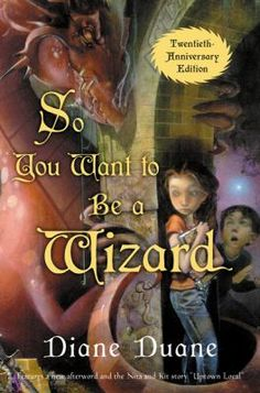 Thirteen-year-old Nita, tormented by a gang of bullies because she won't fight back, finds the help she needs in a library book on wizardry which guides her into another dimension.