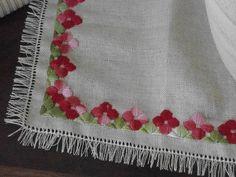 Mais uma toalha em ponto reto | Flickr - Photo Sharing!