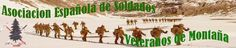 Risultati immagini per federacion espanola de soldados veteranos de montana