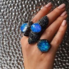 #RepostSave @jacquie_jewels with @repostsaveapp  · · ·  Black opalescent by Stephen Webster #glamour #glamorous #jewellery #instajewelry #instagram #instagood #instamood #bling #swag #jewelry #gems #jewelrydesigner #jewelryaddict #glam #jewelrygoals #ring #showmeyourrings #hautejoaillerie #love #crystalhaze #opal #lavish #lavishlife #fashionista #jewelryblogger @stephenwebsterjewellery @mitchellstores