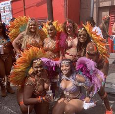 Jump and Wave! 45 Photos That Prove Trinidad Carnival Is A Moment In Time - Essence Rihanna Carnival, Rio Carnival Dancers, Carnival Girl, Brazil Carnival, Trinidad Carnival, Carnival Makeup, Carnival Fashion, Carnival Outfits, Carnival Costumes