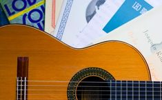 Free classical guitar lessons, tips, videos, sheet music, and more! This page is filled with links to articles on classical guitar lessons as well as instructional videos. All the articles are free so enjoy. Jazz Guitar, Guitar Songs, Cool Guitar, Acoustic Guitar, Online Guitar Lessons, Guitar Online, Learn Classical Guitar, Classical Guitars, Leo