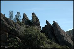 pinnacles national monument just down the road a piece from my (imaginary) ranch