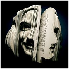 paper art....wow. I really have a ton of respect for people that create beauties like this.