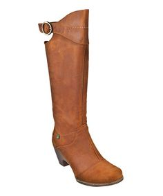 Take a look at this Cuero Buckle-Strap Boot by El Naturalista on #zulily today! $150