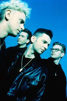 Depeche Mode -ONe of my Favorite bands