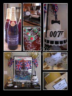 "Photo 22 of 31: 007 Agent Training / Birthday ""James Bond 007"" | Catch My Party"