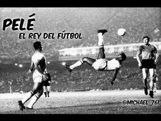 """Mejores Jugadas Y Goles De Pelé """"El Rey Del Fútbol"""". - YouTube"""