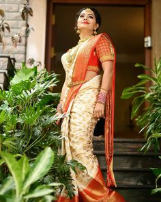 Waist Belts, Embroidered Blouse, Silk Sarees, Ethnic, Sari, Portraits, Actresses, Bride, Sleeves