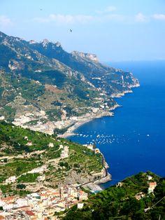 Amalfi | Jennie Hammar | Amelia bloggar