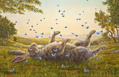 THE RAPTURE BY ROBERT BISSELL