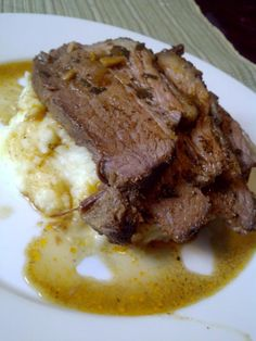 Beef Briskit with Buttery Mashed Potatoes 3 08-11