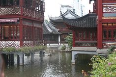 Old Shanghai (Chinatown), Shanghai, China.  This is a great city to see, so much culture, old meets new here.