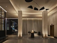 11 Howard Hotel, New York, 2016 - Space
