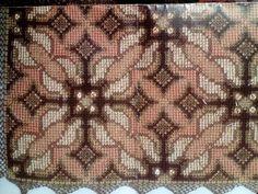 Gallery.ru / Фото #5 - 989 - ergoxeiro Cross Stitch Tree, Cross Stitch Embroidery, Cross Stitch Patterns, Needlework, Diy And Crafts, Bohemian Rug, Pillows, Crochet, 1980s