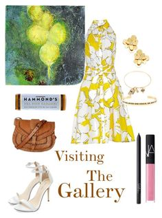 """""""Visiting the Gallery"""" by campanellinoo on Polyvore"""