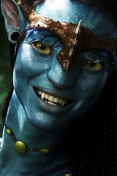 AVATAR - James Cameron's 3D masterpiece. Nothing will ever be the same.