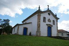 Itabirito, MG - Brasil - Igreja Bom Jesus de Matosinhos