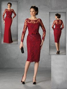 42910096dc vestidos largos para la madre del novio - Buscar con Google ...