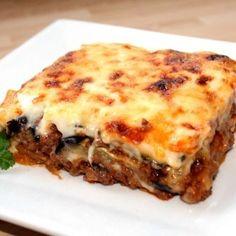 Hungarian Recipes, Hungarian Food, My Recipes, Lasagna, Meal Planning, Goodies, Pork, Food And Drink, Baking