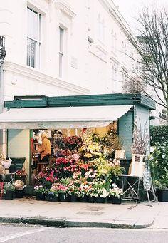 european flower market / sfgirlbybay