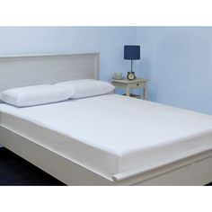HealthGuard Bed Protector Ultra Plush Twin-size Mattress Protector