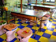 Beijing Strangest Theme Restaurant