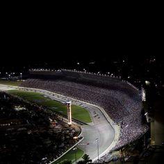 Night racing at Atlanta Motor Speedway