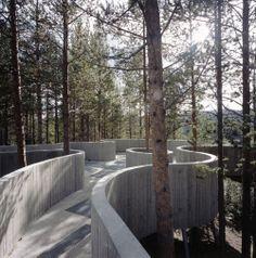 Plataforma Mirador Sohlberg  / Carl-Viggo Hølmebakk
