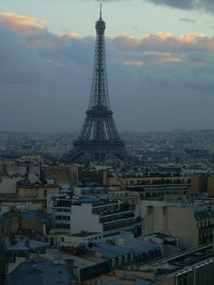 Got to see my sister in Paris one Christmas. Loved the food !! Crepes and Nutella :)