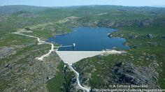 A Terceira Dimensão - Fotografia Aérea: Barragem de Veiguinhas