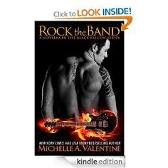 Amazon.com: Rock the Band eBook: Michelle A. Valentine: Kindle Store