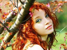 capelli rossi naturali e lentiggini - Cerca con Google