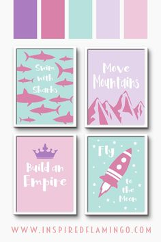 Girls room ideas and decor for design. These stylish pink purple and aqua print Big Girl Rooms aqua Decor design Girls Ideas pink Print Purple room Stylish Pink Bedroom Decor, Pink Bedroom For Girls, Purple Bedrooms, Little Girl Rooms, Aqua Decor, Bedroom Ideas, Preteen Girls Rooms, Preteen Bedroom, Kids Rooms