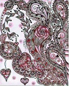 "Titled- ""Teardrops & Hearts"" by carolynboettner, via Flickr"