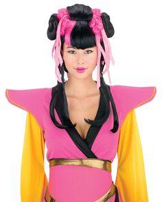 9df063652 13 Best Wig inspiration images in 2013 | Geisha, Geisha makeup, Geishas