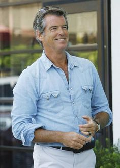 pierce brosnanwhat a fox he just gets better with